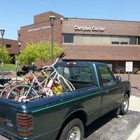 Photo taken at Penn Valley Science & Technology Bldg by Elizabeth B. on 5/6/2013
