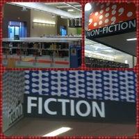 Photo taken at McAllen Public Library by Priscilla Garza on 1/15/2014