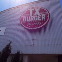 Photo taken at Texas Burger by Jennifer S. on 9/2/2013