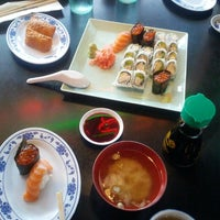 Photo taken at Mikko Japanese Cuisine by Annya E. on 9/26/2013