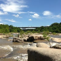 Photo taken at Rocks On The James by Sara W. on 6/22/2013