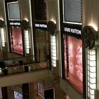 Photo taken at Louis Vuitton by CarMan A. on 7/10/2013