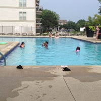 Photo taken at Colony Poolside by Nichole B. on 7/9/2013
