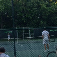 Photo taken at Howard Park Tennis Club by Gabrielle B. on 7/18/2013