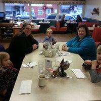 Photo taken at Borgen's Cafe by Jason G. on 1/10/2014