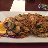 Photo taken at Thai On Main by Denton B. on 1/29/2015