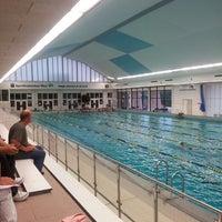 Photo taken at Zwembad Sportfondsenbad Nijmegen-West by Astrid v. on 8/31/2013