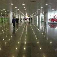 Photo taken at Boryspil International Airport (KBP) by Ivan N. on 11/24/2013