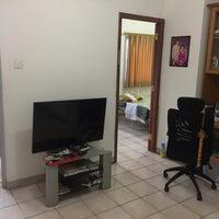 Photo taken at Apartment Gading Mediterania Residences by Adik S. on 11/5/2016