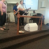 Photo taken at Parkway Baptist Church by Trevor C. on 7/7/2013