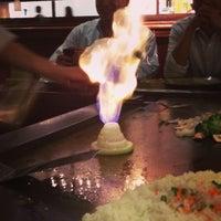Photo taken at Miyako Japanese Steak & Seafood by Noe M. on 4/30/2013