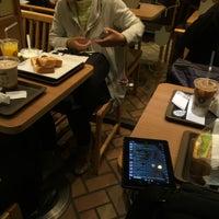 Photo taken at Cafe BREAK ホワイティ梅田店 by 鈴木 海. on 3/19/2016