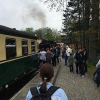 Photo taken at Bahnhof Göhren by Matt P. on 5/21/2016