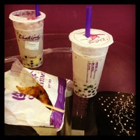 Photo taken at Chatime by Anne A. on 6/11/2013