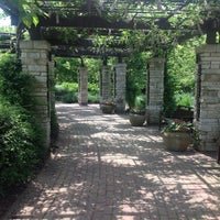 Photo taken at Olbrich Botanical Gardens by Chris T. on 6/18/2013