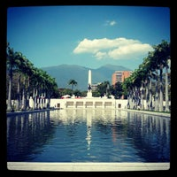 Photo taken at Paseo Los Próceres by Victor C. on 3/5/2013