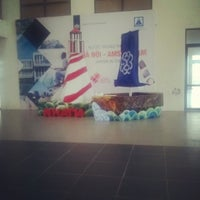 Photo taken at Hanoi - Amsterdam High School by Hảii Đ. on 3/20/2014
