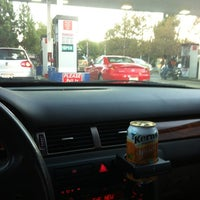 Photo taken at Costco Gasoline by Leticia J. on 10/19/2012