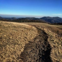 Photo taken at Max Patch by Heath N. on 2/7/2016