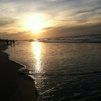 Photo taken at South Forest Beach by Lucia C. on 7/24/2013