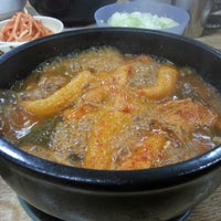Photo taken at 용금옥 by Anna R. on 9/13/2014