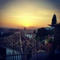 Photo taken at Albaicín by bryan p. on 7/2/2016
