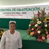 Photo taken at CONALEP 108 Cuautitlán by Socorro M. on 7/29/2016