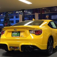 Photo taken at Toyota of Seattle by John Jay M. on 12/24/2014