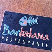 Photo taken at Barbatana Restaurante by Alessandro N. on 11/3/2012