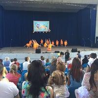 Photo taken at Літній концертний зал / Summer Concert Hall by Alena on 5/23/2015