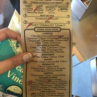 Photo taken at Which Wich? Superior Sandwiches by Ashley W. on 11/25/2014