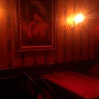 Photo taken at Gaslight Club by Ren R. on 11/10/2013