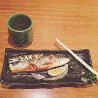 Photo taken at Sushi Tei by Rika M. on 7/2/2013