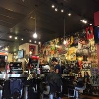 Photo taken at Floyd's 99 Barbershop by Celine S. on 11/1/2015