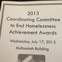 Photo taken at Multnomah County - Administration by Catherine C. on 7/17/2013