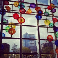 Photo taken at Dallas Museum of Art by Hannah Y. on 7/25/2013