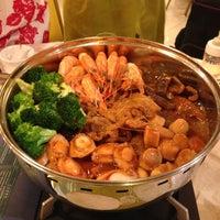 Photo taken at Restoran Hai Thian by Vency L. on 2/16/2013