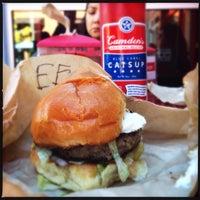 Photo taken at Little Big Burger by Martha G. on 9/19/2013