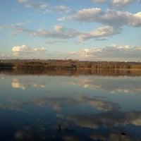 "Photo taken at Parcul ""La Izvor"" by Ivan D. on 4/1/2013"