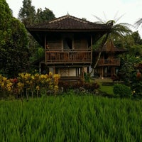 Photo taken at Puri Lumbung Cottages by Baptiste A. on 11/3/2016