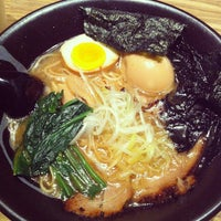 Photo taken at Ramen Champion by Rachel R. on 2/21/2013