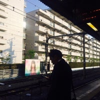 Photo taken at Hodogaya Station by Leen I. on 4/16/2015