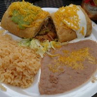 Photo taken at Roberto's Mexican Food by Jason L. on 9/9/2015
