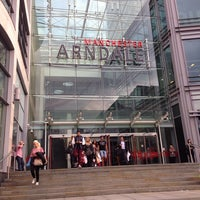 Photo taken at Manchester Arndale by Talal A. on 9/30/2013