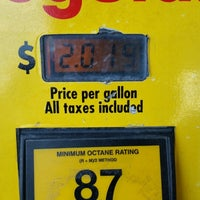 Photo taken at Shell by Mark D. on 12/19/2014