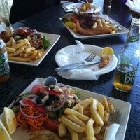 Photo taken at Bridge Seafood by Bec B. on 9/23/2014