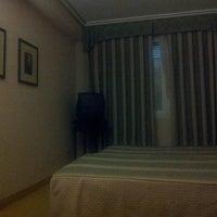 Photo taken at Hotel Las Lomas by Ruben on 7/22/2013