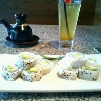 Photo taken at Sushi Roll by Rous P. on 9/12/2013
