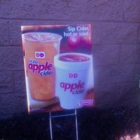 Photo taken at Dunkin' Donuts by Dianne 💞 on 9/2/2013