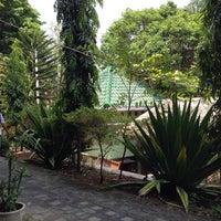 Photo taken at Fakultas Pertanian by Zaki K. on 10/18/2013